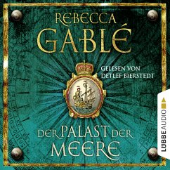 Der Palast der Meere / Waringham Saga Bd.5 (MP3-Download) - Gablé, Rebecca