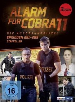 Alarm für Cobra 11 - Staffel 36 (3 Discs)