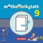mathewerkstatt 9. Schuljahr - Mittlerer Schulabschluss - Allgemeine Ausgabe - Schülerbuch mit Materialblock