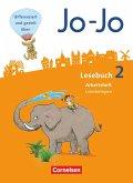 Jo-Jo Lesebuch - Allgemeine Ausgabe - Neubearbeitung 2016. 2. Schuljahr - Arbeitsheft Lesestrategien