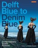 Delft Blue to Denim Blue