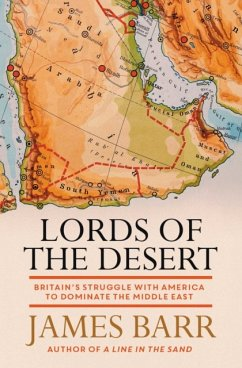 Lords of the Desert - Barr, James