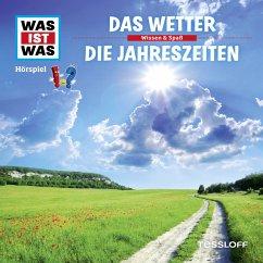 WAS IST WAS Hörspiel: Das Wetter/ Die Jahreszeiten (MP3-Download) - Baur, Manfred; Falk, Matthias