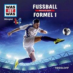 WAS IST WAS Hörspiel: Fußball/ Formel 1 (MP3-Download)