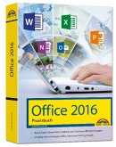 microsoft office 2016 das handbuch von rainer g haselier klaus fahnenstich fachbuch. Black Bedroom Furniture Sets. Home Design Ideas