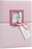 Goldbuch Sweetheart pink 21x28 44 Seiten Babytagebuch 11801