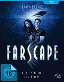 Farscape - Alle 5 Staffeln (25 Discs)