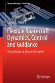 Flexible Spacecraft Dynamics, Control and Guidance