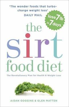 The Sirtfood Diet - Goggins, Aidan; Matten, Glen