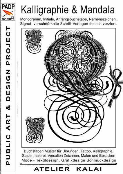 PADP-Script 005: Kalligraphie und Mandala portofrei bei bücher.de ...