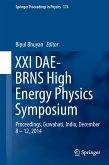XXI DAE-BRNS High Energy Physics Symposium