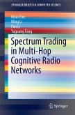 Spectrum Trading in Multi-Hop Cognitive Radio Networks