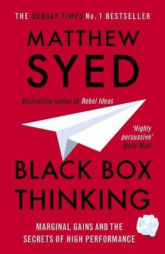 Black Box Thinking - Syed, Matthew