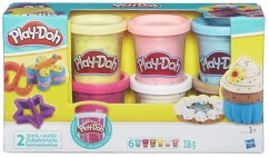 Hasbro B3423EU4 - Play-Doh, Konfettiknete, Knete