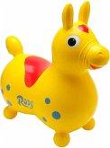 Hüpferd Rody gelb