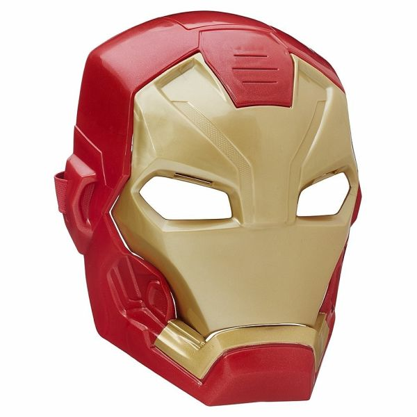 avengers iron man fx elektronische maske bei b immer portofrei. Black Bedroom Furniture Sets. Home Design Ideas