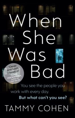 When She Was Bad - Cohen, Tammy
