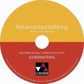 Nationalstaatsbildung, Lehrermaterial, CD-ROM