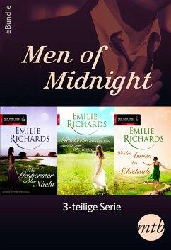 Men of Midnight / 3-teilige Serie (eBook, ePUB) - Richards, Emilie