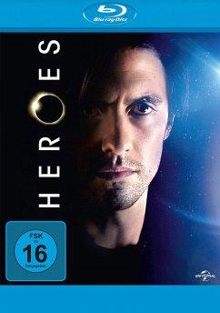Heroes - Staffel 1 Bluray Box - Hayden Panettiere,Milo Ventimiglia,Masi Oka