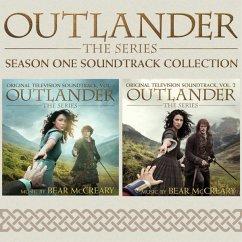 Outlander/Ost/Collection Season 1 - Vol.1+2 - Bear McCreary