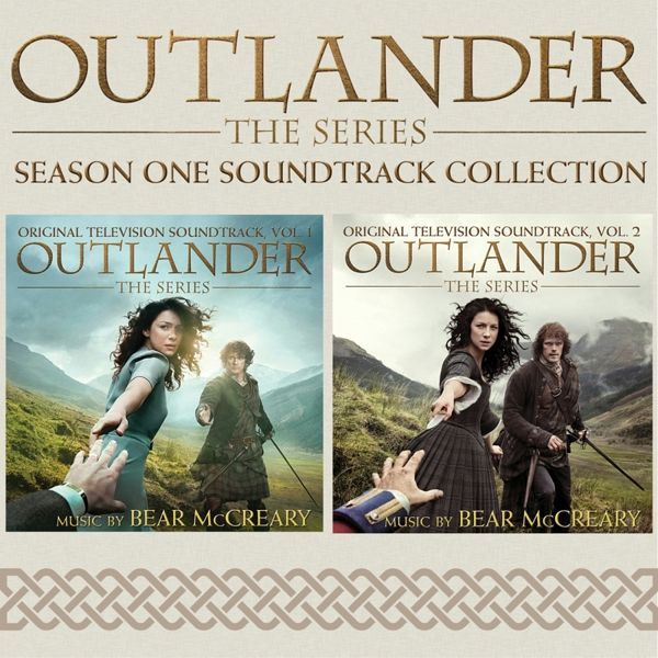 Outlander/Ost/Collection Season 1 - Vol.1+2