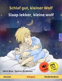 Schlaf gut, kleiner Wolf - Slaap lekker, kleine wolf (Deutsch - Holländisch) (eBook, ePUB)