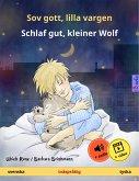 Sov gott, lilla vargen - Schlaf gut, kleiner Wolf (svenska - tyska) (eBook, ePUB)