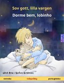 Sov gott, lilla vargen - Dorme bem, lobinho (svenska - portugisiska) (eBook, ePUB)
