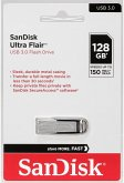 SanDisk Cruzer Ultra Flair 128GB USB Stick 3.0