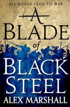 A Blade of Black Steel - Marshall, Alex
