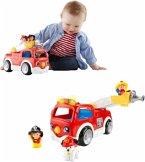 Fisher-Price Little People Feuerwehrauto