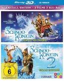Die Schneekönigin 1 + 2 (Blu-ray 3D, 2 Discs)