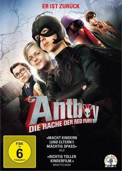 Antboy - Die Rache der Red Fury - Diverse