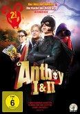Antboy - Der Biss der Ameise + Antboy - Die Rache der Red Fury - 2 Disc DVD