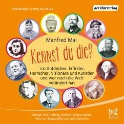 Kennst du die? (MP3-Download) - Mai, Manfred