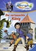 Der vertauschte König / Super 4 Bd.1
