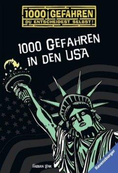 1000 Gefahren in den USA / 1000 Gefahren Bd.40 - Lenk, Fabian