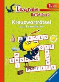 Kreuzworträtsel zum Lesenlernen (1. Lesestufe), grün; .