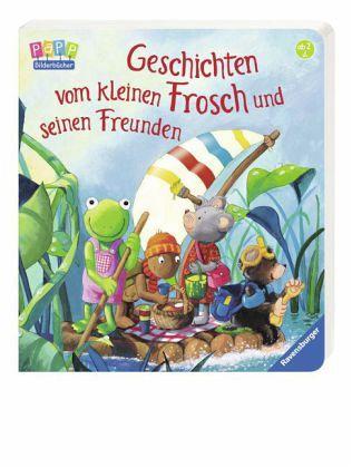 Geschichten vom kleinen Frosch und seinen Freunden - Prusse, Daniela