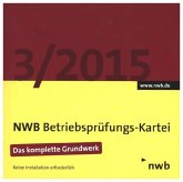 NWB Betriebsprüfungs-Kartei. Nr.3/2015, CD-ROM