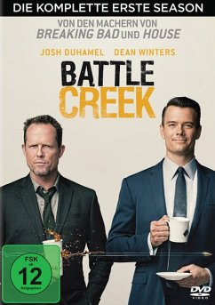 Battle Creek - Die komplette erste Season DVD-Box