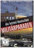 Die letzten deutschen Militärparaden, 1 DVD