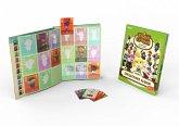 Animal Crossing amiibo Karten Sammelalbum 1 inkl. 3 Karten