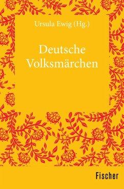 Deutsche Volksmärchen (eBook, ePUB)