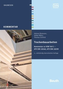 Trockenbauarbeiten - Bramann, Helmut; Mänz, Volker; Schmid, Thomas