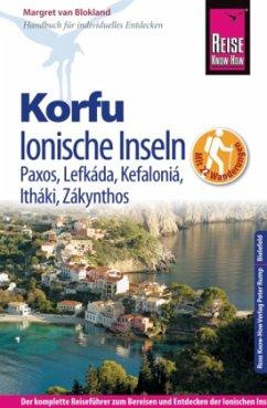 Reise Know-How Korfu und Ionische Inseln - mit ...