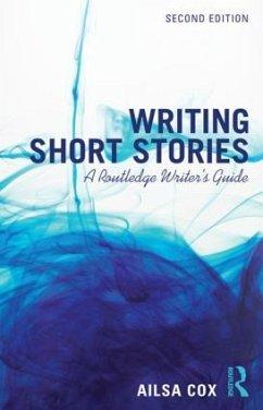 Writing Short Stories - Cox, Ailsa (Edge Hill University, UK)