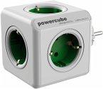 allocacoc PowerCube Original grün Type F für Extended Cubes