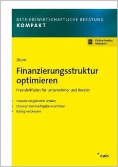 Finanzierungsstruktur optimieren - Situm, Mario